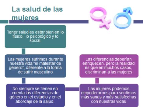 mujer y salud