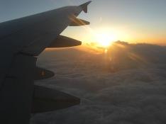 Rueda que irás muy lejos, vuela que irás muy alto. Torre del día eres, del tiempo y del espacio. (Miguel Hernández)
